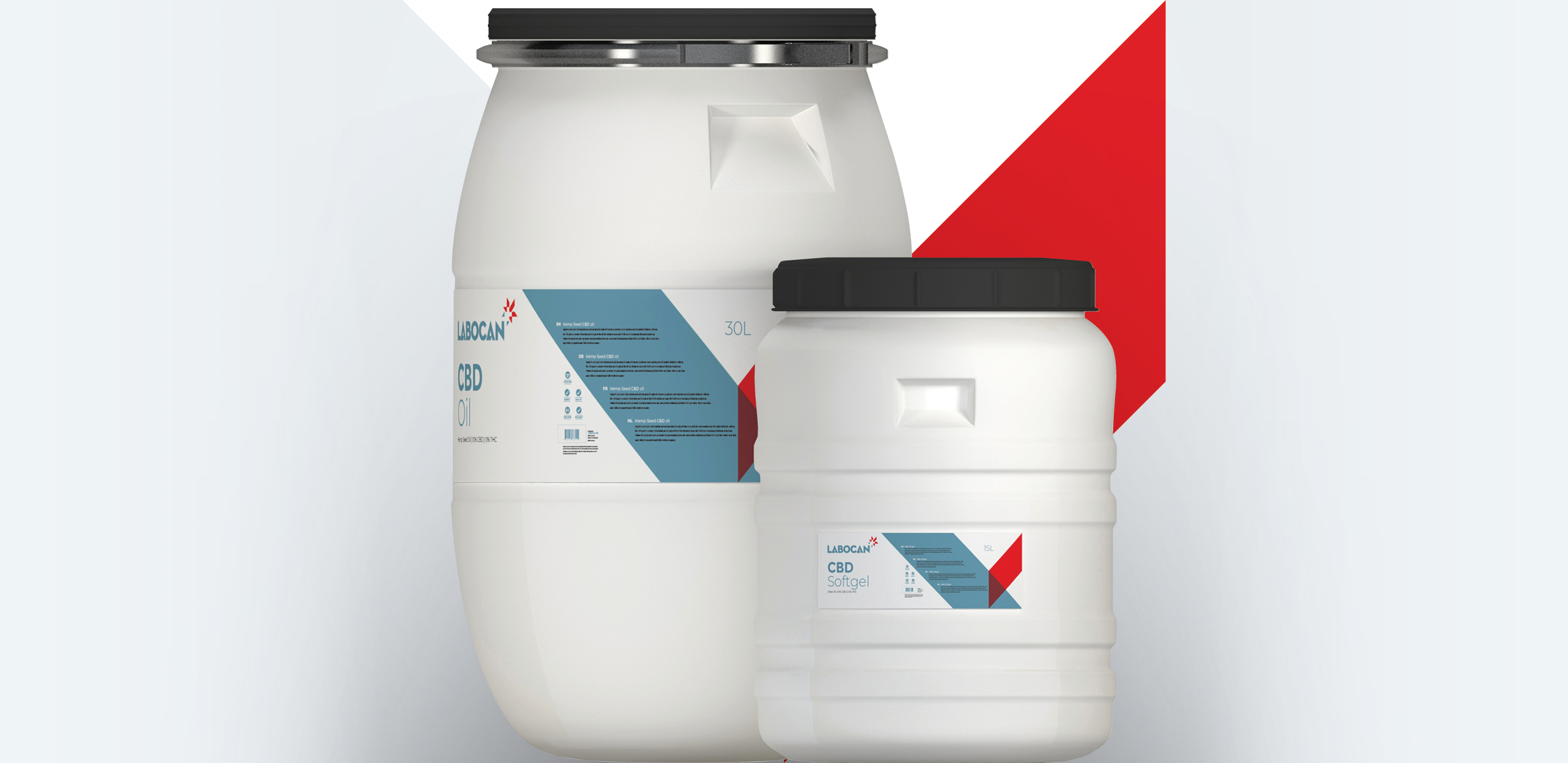 Labocan CBD de marca blanca a granel